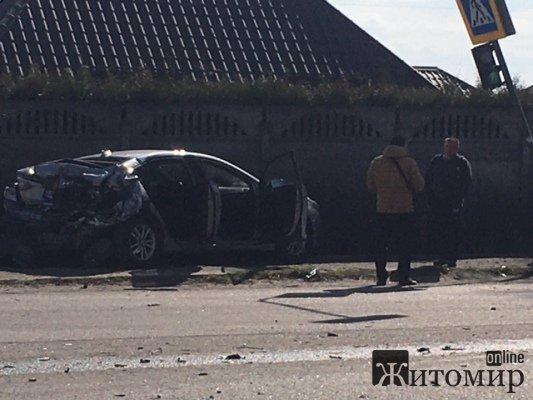 Подробиці аварії в Тетерівці. ФОТО