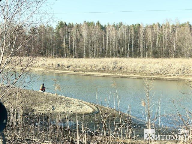У річці Тетерів побільшало води. ФОТО. ВІДЕО