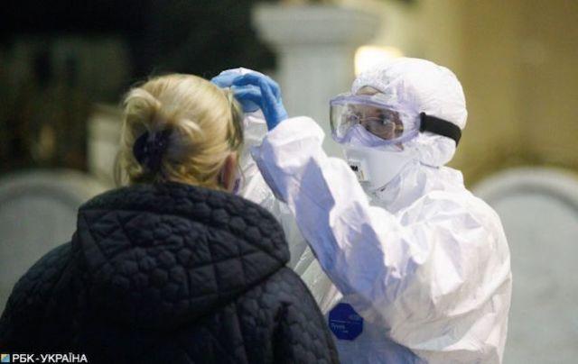 Коронавірус на Житомирщині: кількість зафіксованих випадків на 7 квітня