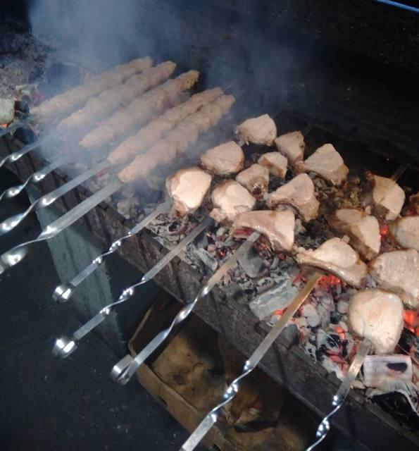 Пикник в Житомире на карантине? Можно - вкусно и безопасно!