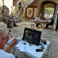 У Житомирі завершили зйомки фільму про Сергія Корольова