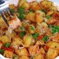 Ароматна картопля з хрусткою скоринкою — закохуються всі без винятку