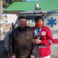 Медпрацівникам однієї з ОТГ в Житомирській області дали лише два захисних костюми, які не підходять по розміру