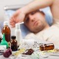 Офіційна інформація захворюваності на грип та ГРВІ за минулий тиждень
