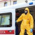78 лет, приехала из Испании: в Житомире с подозрением на коронавирус госпитализировали женщину
