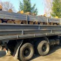В Олевському районі накладено арешт на незаконно зрубану деревину у заказнику «Берльоне» та вантажний транспорт, яким перевозили крадені дуби і сосну