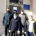 Під час карантину через коронавірус на Житомирщині волонтери пробації розпочали допомагати звільненим засудженим повертатися додому