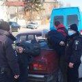 У Новограді поліцейські затримали Жигулі, у якому було 5 чоловіків та наркотики