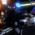 Рятувальники розповіли, як в Коростені після ДТП витягували чоловіків з автомобіля