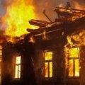 Пожежа на Параджанова в Житомирі. ВІДЕО