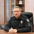 З 6 квітня Коростишівський відділ поліції очолює підполковник поліції Валерій Столяр