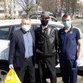 Житомрська обласна асоціація футболу продовжує надавати допомогу в боротьбі з COVID-19