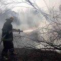 У Брусилівському районі трапилася пожежа на стихійному сміттєзвалищі