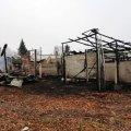 Житомирська область: вогнеборці ліквідували пожежу на території деревообробного цеху