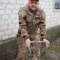 Командир взводу снайперів 58-ої ОМБр Сергій Варакін, позивний Смайл з Бердичева: Ми любимо воювати з комфортом