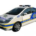 Житомирські поліціянти шукали причину виписати штраф, але, на їхню прикрість, не знайшли
