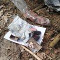 У Житомирі СБУ виявила схрон із 4 кілограмами пластиду