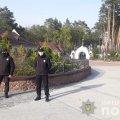Житомирські поліцейські на Великдень патрулюватимуть біля храмів