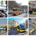 Громадський транспорт запрацює не раніше червня – Криклій