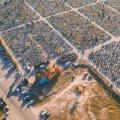 В Житомире с завтрашнего дня закрывают все кладбища