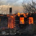 Постраждалі від пожеж просять одяг, взуття, молотки та велосипеди