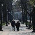 Минздрав просит продлить карантин до 12 мая, но пустить людей в парки и музеи.ВИДЕО