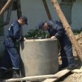 Селяни знайшли артснаряд біля криниці, коли набирали воду