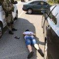 На Житомирщині в салоні автомобіля виявили чоловіка, котрий перебував у розшуку