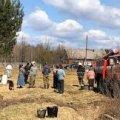 На Житомирщині зникла жителька згорілого села