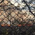 У Житомирі - величезна пожежа. ФОТО