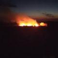 Пожежу у Житомирі загасити поки не вдається. ВІДЕО