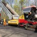 На Житомирщині ремонтують дорогу до села, де жив Бальзак