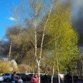 Ще одна пожежа в Житомирі на Польовій. ФОТО