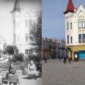 Якою була вулиця Михайлівська в Житомирі у 30-х та 50-х роках минулого століття. ФОТО