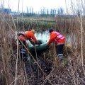 У райцентрі Житомирської області з річки витягли тіло жінки (доповнено)