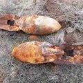 За два дні піротехніки знищили шість боєприпасів, серед яких дві 100-кілограмові бомби