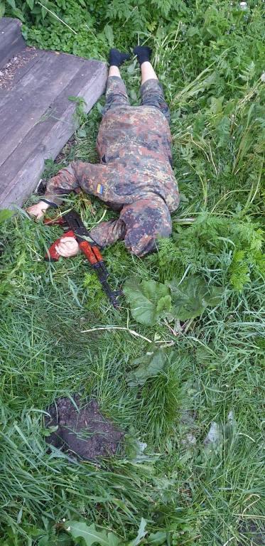 На Житомирщині власник водойми застрелив 7 українських військовослужбовців і волонтерів. ФОТО 18+