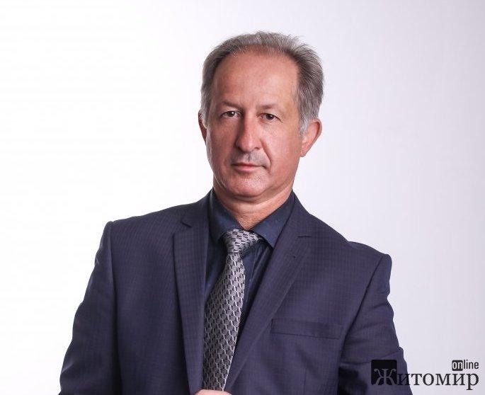 Сьогодні день народження святкує Анатолій Васильович Рєпіков