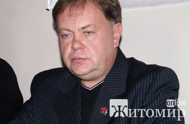 Сьогодні помер житомирянин Володимир Семенистий