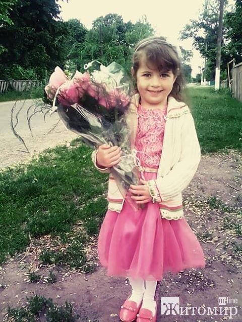 На Житомирщині фінансова допомога потрібна маленькій дівчинці з багатодітної родини