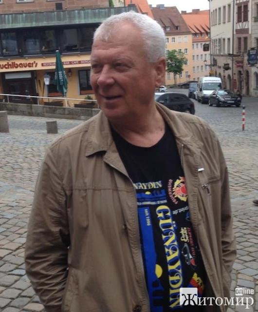 Вчора у Празі помер колишній житомирянин Ігор Вацик