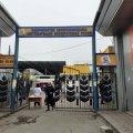 """""""Житній ринок"""" у Житомирі вийшов із карантину. ФОТО"""
