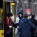 З 12 травня в Україні планують відновити роботу транспорту