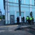 В Житомирі поліціянти затримали групу підозрілих чоловіків.ФОТО