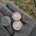Пошуківці на Житомирщині відкопали рештки солдат РСЧА, поруч знаходились і речі. ФОТО