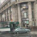 У Житомирі через непрацюючий світлофор сталася аварія. ФОТО