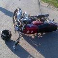 У Бердичеві зіткнулися автомобіль і моторолер