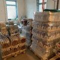 На Житомирщині виявили 20 тонн фальсифікованого алкоголю під відомими брендами