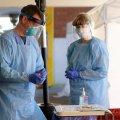 Коронавирус в Украине подтвердили у 14 195 украинцев, за сутки от осложнений умер 21 пациент