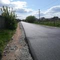 """В селі Оліївка сьогодні ще одна вулиця """"побачила"""" асфальт! ФОТО"""